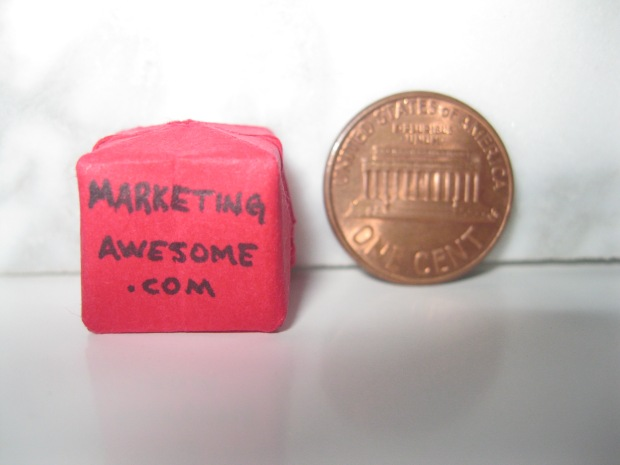 Big Marketing Advice in Little Packages!