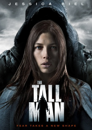 The Tall Man DVD Cover - Amazing Marketing