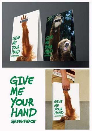 creative shopping bag design